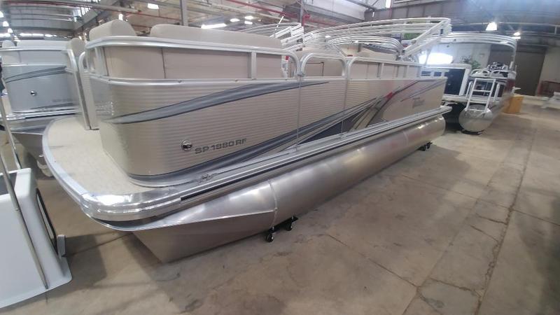 New Tahoe Pontoon Boats